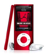 Ipodnano5gproductred